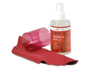 Bildschirmreiniger-Set RED4POWER, 200ml